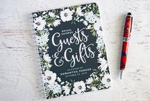 notebooks + journals