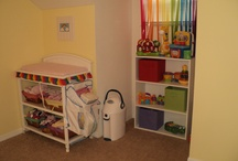Baby Room Inspiration / by Chanele Hernandez