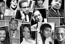Black History / Classroom tools to help you celebrate black history and culture, past and contemporary.
