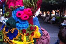 urban knitting / tutti i modi per tappezzare la città