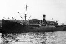 Από την Κρίση στον Πόλεμο - From a Crisis to a War (1930-1939) / Η παγκόσμια κρίση που ξέσπασε με το κραχ του Χρηματιστηρίου της Νέας Υόρκης τον Οκτώβριο του 1929 ήταν μεγάλη σε διάρκεια. Tαλάνισε τη ναυτιλία επί μία τουλάχιστον τετραετία, ενώ η έξοδός της συντελέστηκε με αργούς ρυθμούς. / The global crisis that broke out with the Wall Street Crash was interminable. It tormented the shipping industry for many years, while the exit from the recession was an extremely slow process.