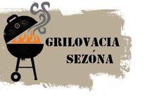GRILOVACIA SEZÓNA / Dokonalé steaky, omáčky, dresingy, prílohy, šaláty, dezerty, drinky... Staňte sa skutočným grilmajstrom, potešte seba a svojich blízkych zaujímavými kuchárskymi knihami.