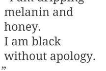Queenin with melanin
