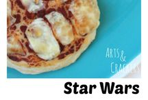 Star Wars party food ideas / Recipes for a Star Wars Party
