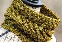 Cowls Infinity Scarf