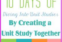 Homeschooling: Unit Studies