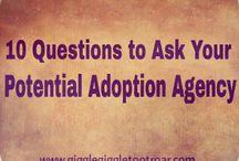 Adoption / Adoption info