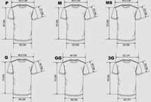 medidas camisa básica