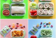 Kindy lunch ideas