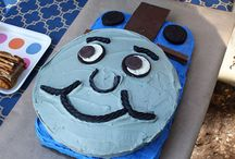 Thomas & Friends Birthday Party / Get ready to move full steam ahead with a Thomas party for your little engineer!  / by PBS Parents