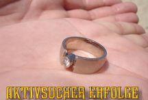 Ring verloren, Ehering verloren, Platinring verloren...Aktivsucher helfen! / Die Aktivsucher sind mit Metalldetektoren ausgestattet und können schnell helfen wenn ihr etwas aus Metall verloren habt!!!
