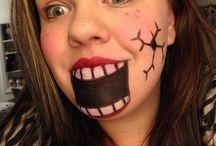 Beauty - Halloween Make Up