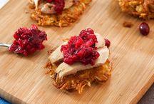 LATKE RECIPES / Best latke recipes from around the world wide web / by One Hungry Mama