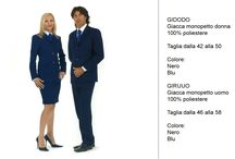 Awesome uniforms for Hotel reception! / Hotel uniform