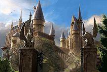I'd rather be at Hogwarts / by Kelly Schmidt