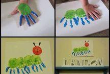 Arty School Ideas
