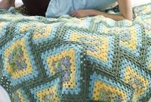 Crochet - Afghans/Blankets/Shawls