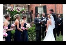 Carolina Inn Wedding Videos / by The Carolina Inn