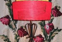 Mid Century Design / by Vintage Patterns Dazespast