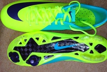 Football / Sick cleats. Nuff said.