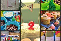 Lukey's Birthday / by Kristen Firby