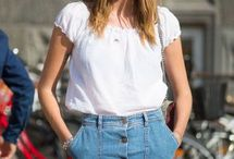 Street Style / Street fashion is the coolest fashion! Fashion for the everyday girl, that is if the everyday girl is a model attending fashion week in New York City. But street fashion is still great fashion and we love it!