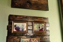 Distressed Wood DIY