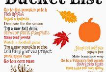 Frolicking Through Fall