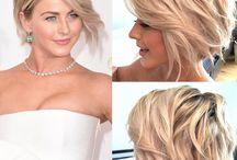 Стрижки на блондинках / Красивые стрижки и укладки для блондинок