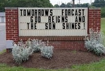 church billboards