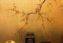 Yoga Room Inspiration / Ideas for decoration private yoga rooms