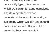 Personality types INFP