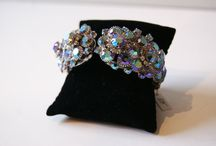 The Jewel Box / A collection of vintage jewelry- either available at Xtabay or stuff I dream of.