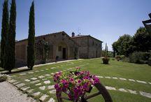 Farmhouse near Montepulciano