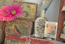 awesome boxes / colourful boxes of any shape or size..........they all make me happy
