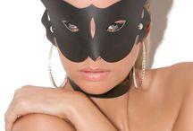 Leather Mask / Leather Mask