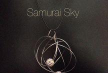 Samurai Sky Jewellery