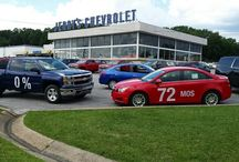 Jerry's Deals / Promotions that we have at our dealerships