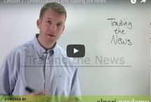 Watch one of the best lessons of How Trading the Forex News.  LESSON 1 (short video link):
