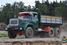 Lkw Trucks / Magirus Deutz, Mercedes Bens,Kenworth ,CMP truck ,Colani,