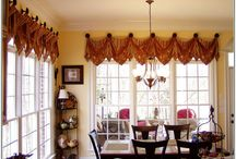 window treatments / by Laura Parker