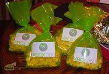 Xbox 360 party
