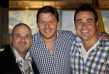 Chefs / by Good Food & Wine Show Australia
