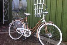 Gamle Norske sykler