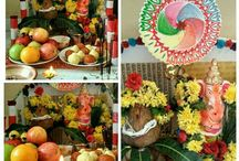 Ganpati Decorations Ideas at Home