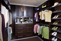 Closet Ideas / by Lori Reed