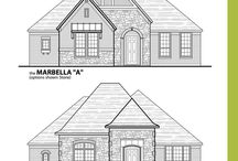 Drees Custom Homes - Marbella / Drees Custom Homes located in Viridian, Arlington Texas is offering the Marbella plan