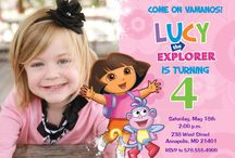 Dora The Explorer Bbirthday Party
