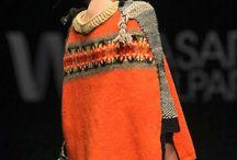 · Knitting Pullover ·