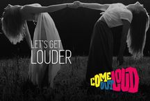 Let's Get Louder / This board is all about the #LGBT community. Here we support the community and fight for their rights through the online voice.